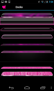 Pink Neon Complete 4 Themes - screenshot thumbnail