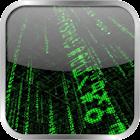 3D Matrix Reality Live Wallpap icon