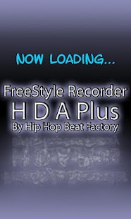 FreeStyle Recorder HDA Plus- screenshot thumbnail