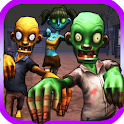 Gun & Zombie :Survival Shooter icon