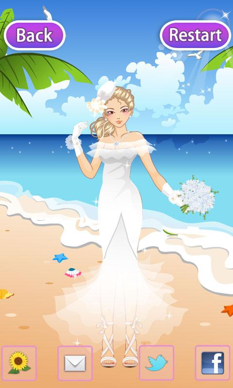 Dress up-Bride - screenshot