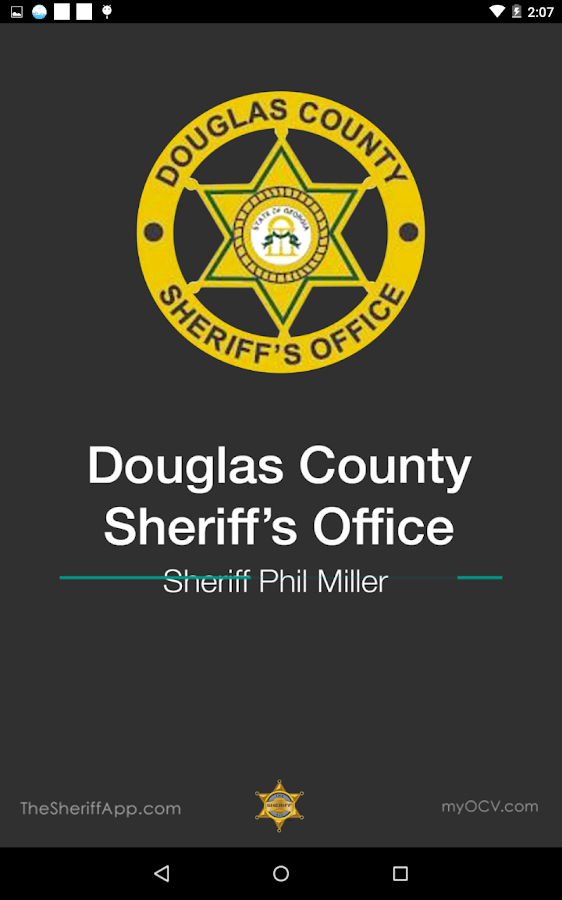 DC Sheriff GA Mobile- screenshot