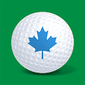 Canada Golf Card icon