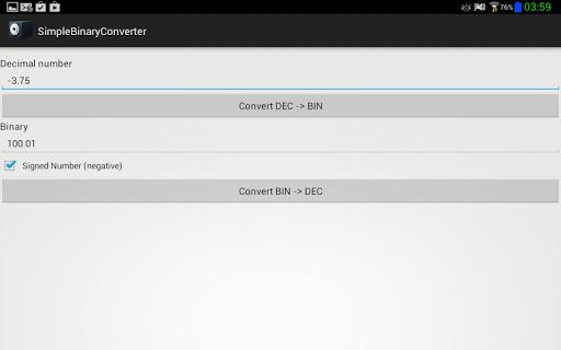 【免費教育App】Decimal <-> Binary Converter-APP點子