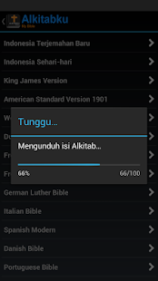 Alkitabku: Bible & Devotional- screenshot thumbnail