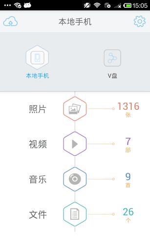 【免費工具App】V盘_影音版-APP點子