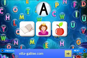 Screenshot of English Games For Kids