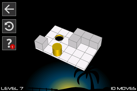 Bobbin 3D: the logical maze - screenshot