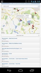 mapFAST - screenshot thumbnail