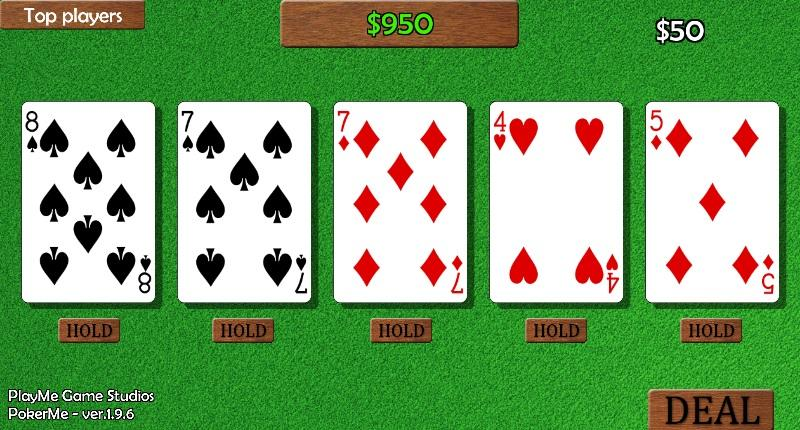 Poker Me - screenshot
