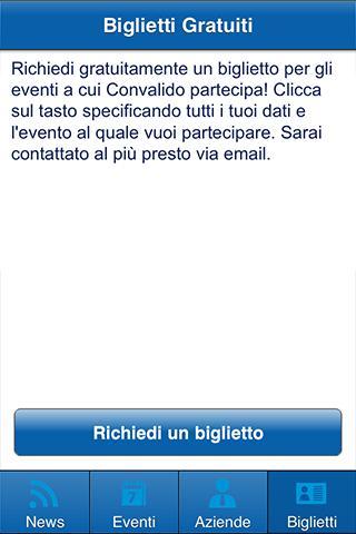 Consorzio Convalido - screenshot