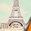 The Paris Atom theme (free) icon