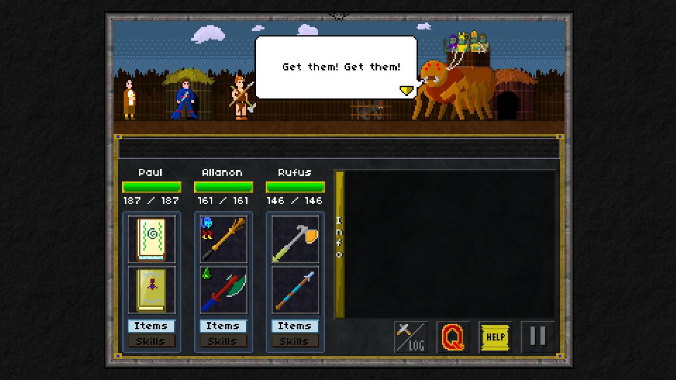 Pixel Heroes: Byte & Magic screenshot #2