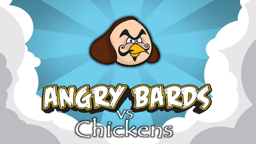 Angry Bards vs Chickens