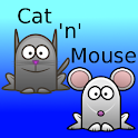 Cat 'n' Mouse – Puzzle Game logo