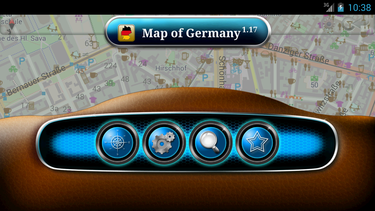 Map of Germany Android Apps on Google Play – Show Me the Map of Germany