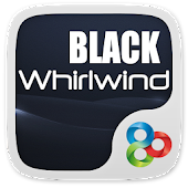 Black Whirlwind GO Theme