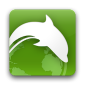 APK App Dolphin Browser for Android for BB, BlackBerry