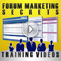 Forum Marketing Secrets icon
