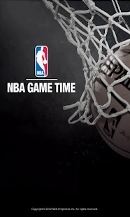 NBA GAME TIME - screenshot thumbnail