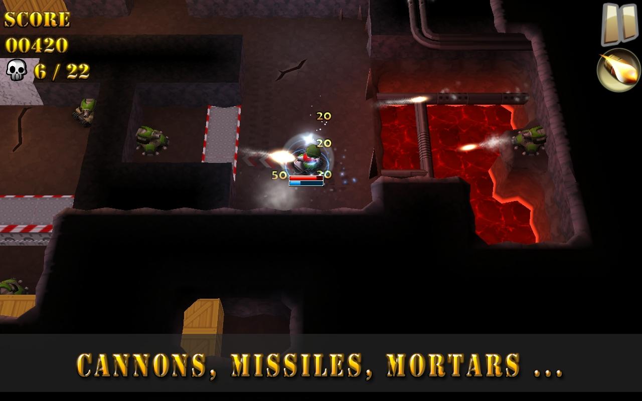 Tank Riders screenshot #9