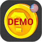 US Coins Demo icon