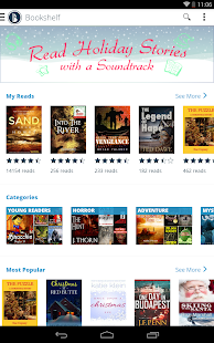 Booktrack - screenshot thumbnail