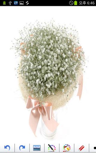 Making Rose Basket Bouquet