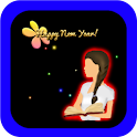2013 New Year  Countdown icon