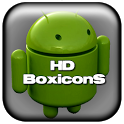 Icon Pack HD BoxiconS icon