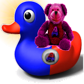Kindergarten Duck Teddy ABC P