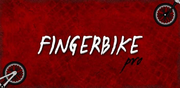 Fingerbike Pro - управляй велосипедом скачать на андроид