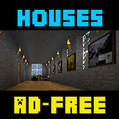 HOUSE Blueprints for Minecraft