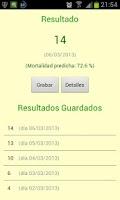 Screenshot of Calculadora SOFA