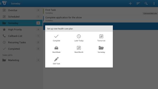 Upvise Pro CRM- screenshot thumbnail