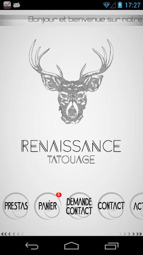 Renaissance Tatouage