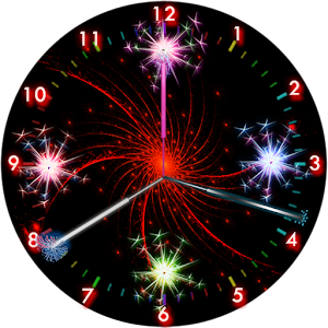 WatFile.com Download Free Sparks Analog Diwali Clock - Android Apps on Google Play
