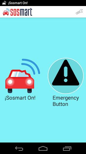 SOSmart 車禍探測器