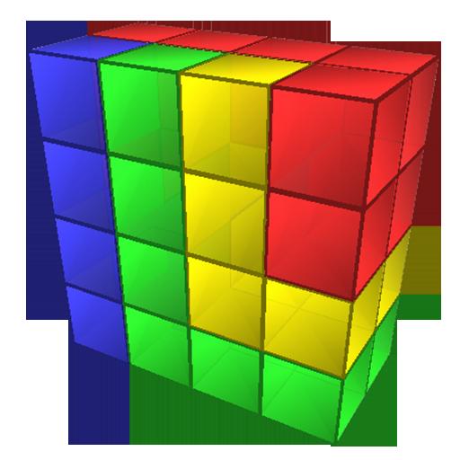 Blocks 3D LOGO-APP點子