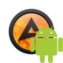 AIMP remote widget icon