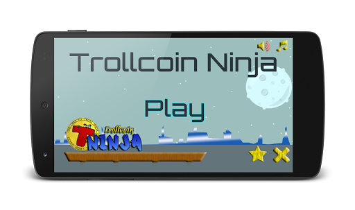 Trollcoin Ninja