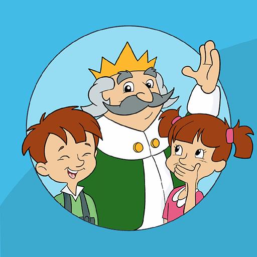 The Alphabet King LOGO-APP點子