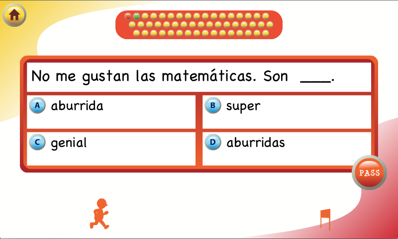 Linguatrivia Spanish- screenshot