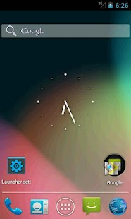 Holo Launcher for ICS- screenshot thumbnail