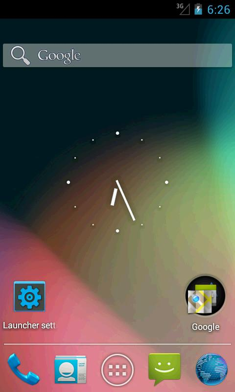 Holo Launcher for ICS Screenshot 0