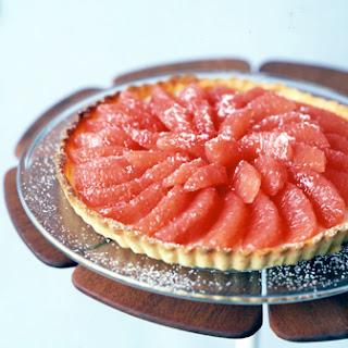 Grapefruit Tart.