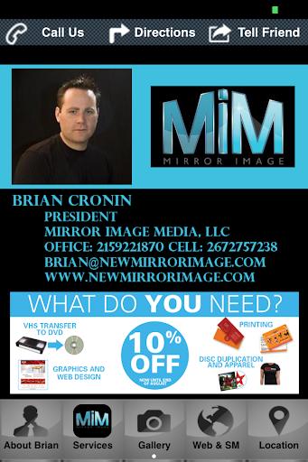 Brian Cronin
