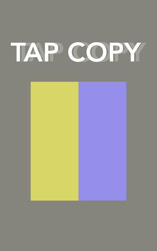 Tap Copy