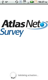 AtlasNet Survey - screenshot thumbnail