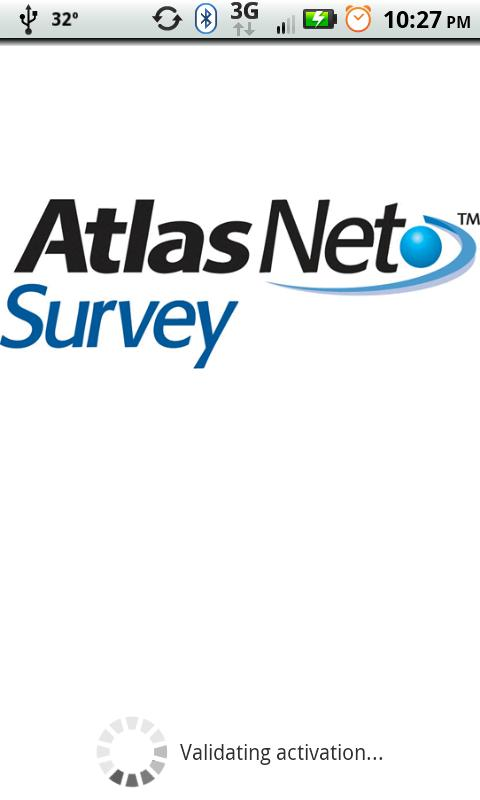 AtlasNet Survey - screenshot